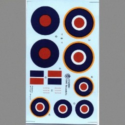 British Roundels Decals