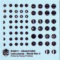 USAAC/USN Instruments...
