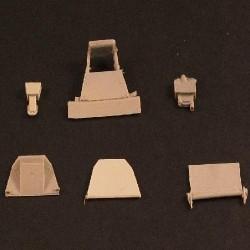 Erla Haube Canopy detail set